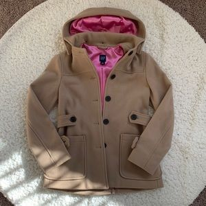 GAP pea coat jacket XS